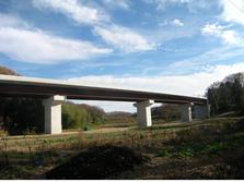 国道175号神出バイパス 広谷橋