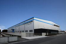 山陽特殊製鋼様 製品倉庫