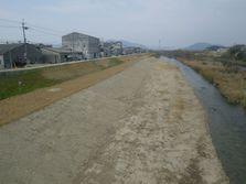 船代宮本地区河道掘削