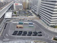 姫路駅南駅前広場